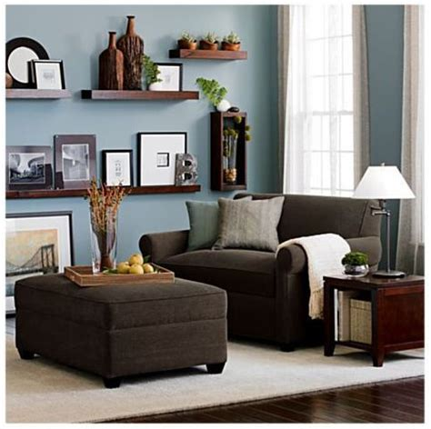 best accent colors for my brown couch images on