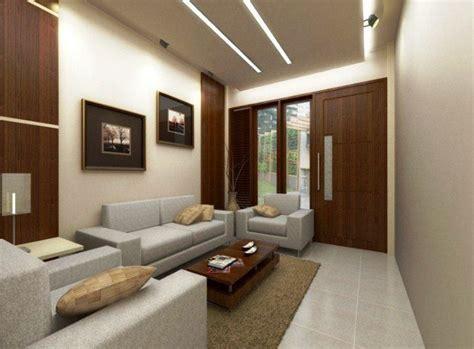 dekorasi desain interior ruang tamu rumah minimalis