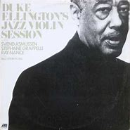 Image result for Duke Ellington Jazz Violin sessions