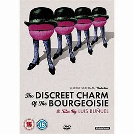 Image result for images bunuel film discreet charm
