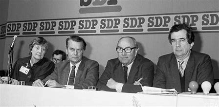 Image result for the gang of four sdp images