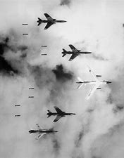 Image result for images lbj bombing of hanoi
