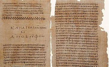 Afbeeldingsresultaten voor nag hammadi codex
