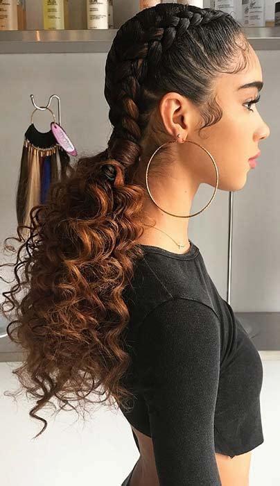 two braids hairstyles perfect for hot summer days crazyforus