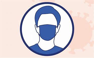 Résultat d'images pour image de masques covid
