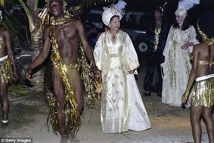 Image result for princess margaret on mustique images