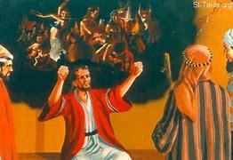 Image result for false prophets in the old testament