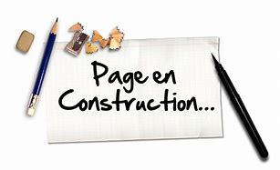 Résultat d'images pour page en construction