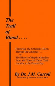 Image result for trail of blood