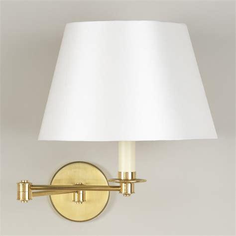 cromer swing arm wall light arm lighting products