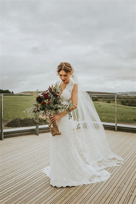 a zavana bridal gown for a wild and rustic diy wedding