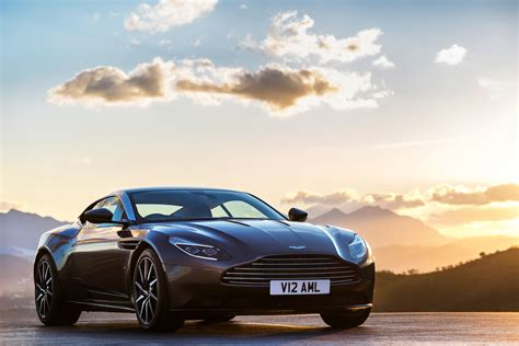 aston martin db first look review motor trend