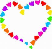 Image result for rainbow clip art free uk