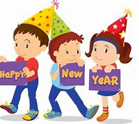Image result for New Year's Eve Kid Party Clip Art