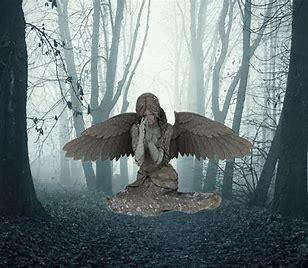 Image result for sad angels