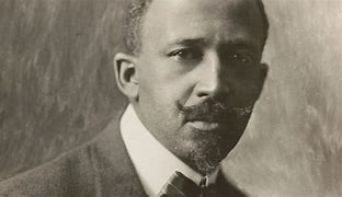 Image result for images of w.e.b dubois and carter woodson
