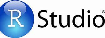Bildergebnis für R Studio Logo