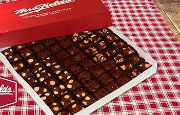 Image result for mrs fields brownie bites