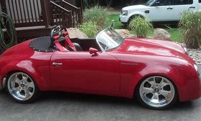 Image result for cmc speedster with 17