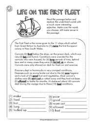 image result for first fleet year activities letter home