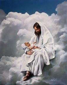 Image result for free picture of jesus holding child