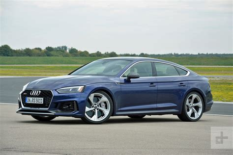 audi rs sportback first drive review digital trends