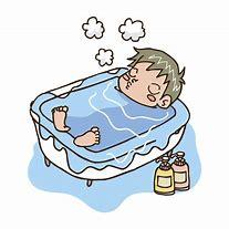 風呂場 イラスト に対する画像結果
