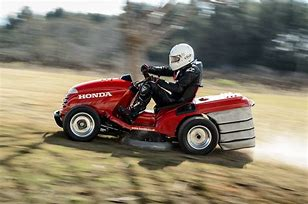 Image result for pic of racing mower