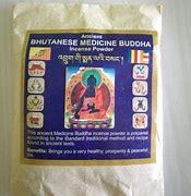 Image result for medicine buddha bhutanese incense powder