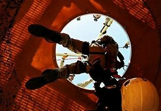 Image result for Confined Space Tank Cleaning