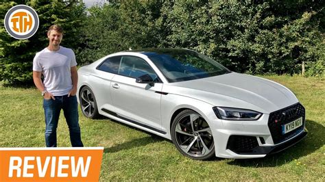 new daily audi rs coupe exhaust sound review