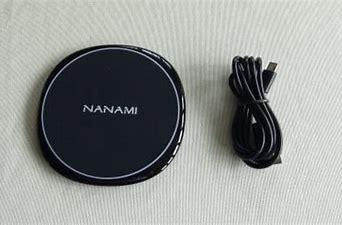 NANAMI ワイヤレス充電器U6 に対する画像結果