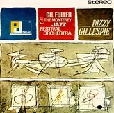 Image result for gil fuller monerey jazz orchestra dizzy gillespie