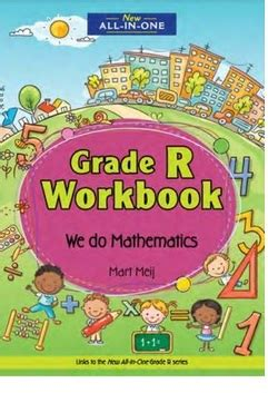 new all in one grade r workbook for mathematics mart