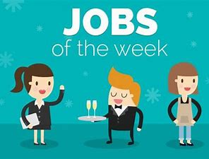 Image result for jobs of the week