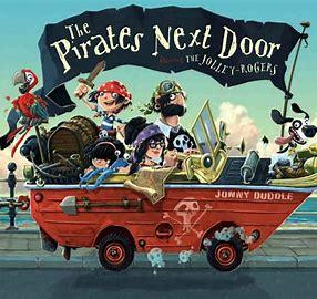 Image result for pirates next door