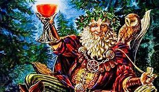 Image result for heathen christmas