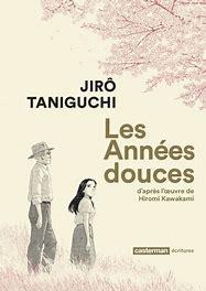 Résultat d'images pour les années douces tome 2 de Taniguchi