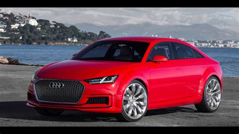 NEW AUDI A COUPE LUXURY YOUTUBE