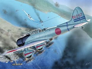 Image result for japanese pearl harbor dive bomber