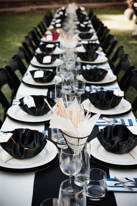 best black and white centerpieces flower arrangements