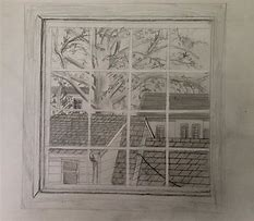 Image result for draw view from bedroom window