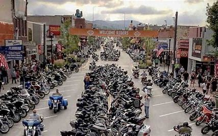 Image result for bikers rally 2020