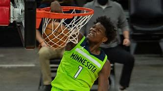 Image result for anthony edwards basketball timberwolves
