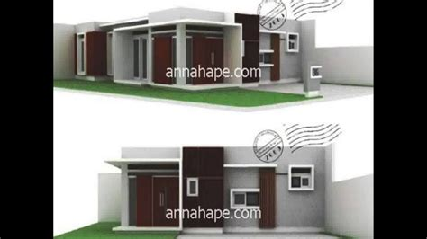 rumah minimalis lantai atap beton yg sedang trend saat