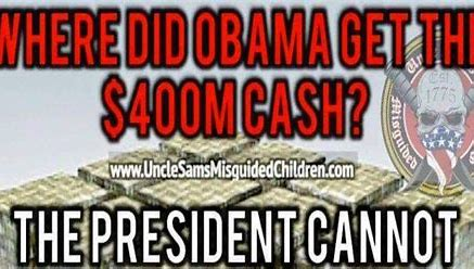 Image result for obama sends iran millions of dollars