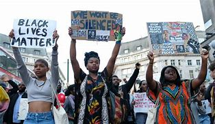 Image result for BLACK LIVES MATTER PROTEST