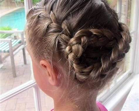 french braid hairstyles for kids