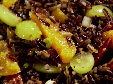 wild rice salad recipe ina garten food network