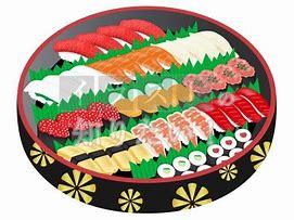 寿司 イラスト に対する画像結果